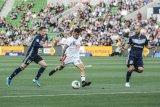 Bali United dikalahkan 0-5 dari Melbourne Victory