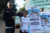 ACT bantu beras 2 ton untuk pondok pesantren