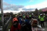Aparat keamanan Jayawijaya mengamankan 500 sepeda motor sejak Januari