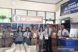 BI Corner Taguladang untuk tingkatkan minat baca siswa wilayah perbatasan