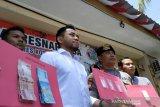 Polresta Mataram mengamankan poketan sabu-sabu siap edar