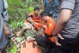 10 hari nyasar di hutan, seorang warga Buton akhirnya ditemukan