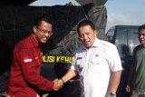 Gubernur Lampung apresiasi petugas BKSDA Sumsel terkait penyerahan harimau ke TWNC