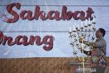 Umat salurkan bantuan kaum difabel lewat Dinsos Kota Magelang