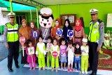 Satlantas Polres Barito Utara sosialisasikan Binpolsanak