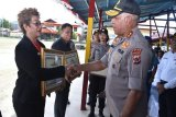 Kapolda Papua pimpin upacara HUT Ke-39 Satpam di kota Jayapura