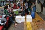 PKL Jalan Colombo harapkan dialog sebelum ditertibkan