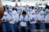 Ratusan pelajar Boyolali seleksi Duta Seni 2020