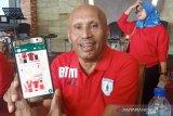 BTM: Jersey Persipura Jayapura disesuaikan dengan saran pendukung