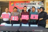 Polresta Mataram menangkap pecandu sekaligus pengedar narkoba