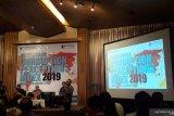 Indeks Persepsi Korupsi Indonesia 2019 naik menjadi 40