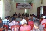Antisipasi Karhutla, Polsek Bangko gelar FGD di Labuhan Tangga Besar
