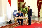 President Jokowi receives Hungarian Prime Minister