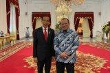 LaNyalla sampaikan aspirasi saat bertemu Presiden Jokowi