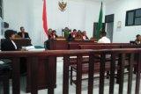 Hakim vonis penjual sabu lima tahun penjara