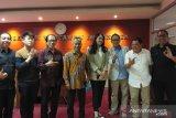 Staf Khusus Presiden Putri Indahsari Tanjung warna baru di HPN