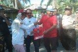Wawako Dumai gotong royong bersama Semen Padang