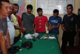 Satu pengedar dan lima pemakai narkoba ditangkap polisi Pasaman Barat