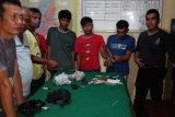 Polres Pasaman Barat tangkap pengedar  narkoba