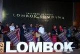Pemprov NTB luncurkan kalender pariwisata Lombok-Sumbawa 2020, panduan setahun