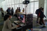 Antisipasi virus korona, Bandara Ahmad Yani pasang pemindai suhu tubuh