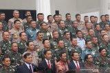 Jokowi yakin Prabowo mampu mengelola anggaran Kemenhan