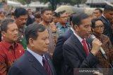 Tranportasi ibu kota baru serba elektrik dan otomatis, kata Presiden Jokowi