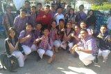 Pelajar Barito Selatan terpesona lihat cara Gubernur Sugianto berkomunikasi