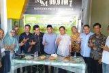KPID bersama DPRD Sulbar pantau lembaga penyiaran