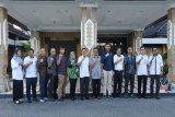Sekda Barut terima kunjungan DPRD Balangan