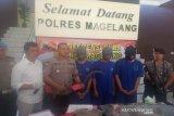 3 pelaku pembacokan ditahan Polres Magelang