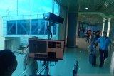 Bandara SMB II pasang