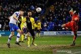 Watford ditaklukkan Tranmere pada laga ulang putaran ketiga Piala FA