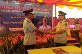 Wabup Rohil hadiri sertijab Kalapas Klas II A Bagansiapiapi