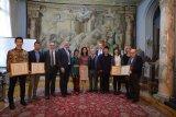 Dubes beri penghargaan pada Asosiasi Global Action Italia