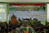 Satgas Apter dibekali informasi dan pemahaman tentang situasi Papua