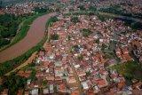 Sedikitnya 3.744 rumah terendam banjir di Kabupaten Bandung