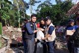 ACT Lampung salurkan bantuan banjir ke Pesawaran