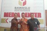 BPJamsostek-Bawaslu Mataram sepakat melindungi petugas pilkada