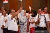 Kemenkumham dan Pemprov NTB mencanangkan zona integritas bebas korupsi