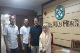 Subdit Siber Polda Kalsel tingkatkan koordinasi dengan Dewan Pers