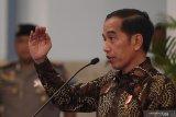 Presiden Jokowi menekankan