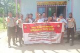Polres Supiori gelar patroli dan sosialisasi antihoaks