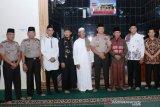 Polda Sumsel libatkan jamaah masjid  cipta kondisi kamtibmas