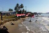 Pantai Nunukan berpotensi untuk obyek wisata