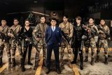 Film 'Vanguard' sebagai bukti Jackie Chan masih 'menggigit'