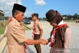 Ratusan peserta ikut kompetisi pesta siaga di Aceh Timur