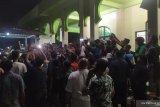 Polisi : Sekelompok orang serang masjid di Sumut