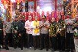 Wakapolda dan FKUB Lampung meninjau perayaan Imlek di Bandarlampung