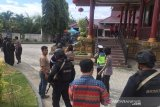 Polres Palu turunkan puluhan personel amankan perayaan Imlek